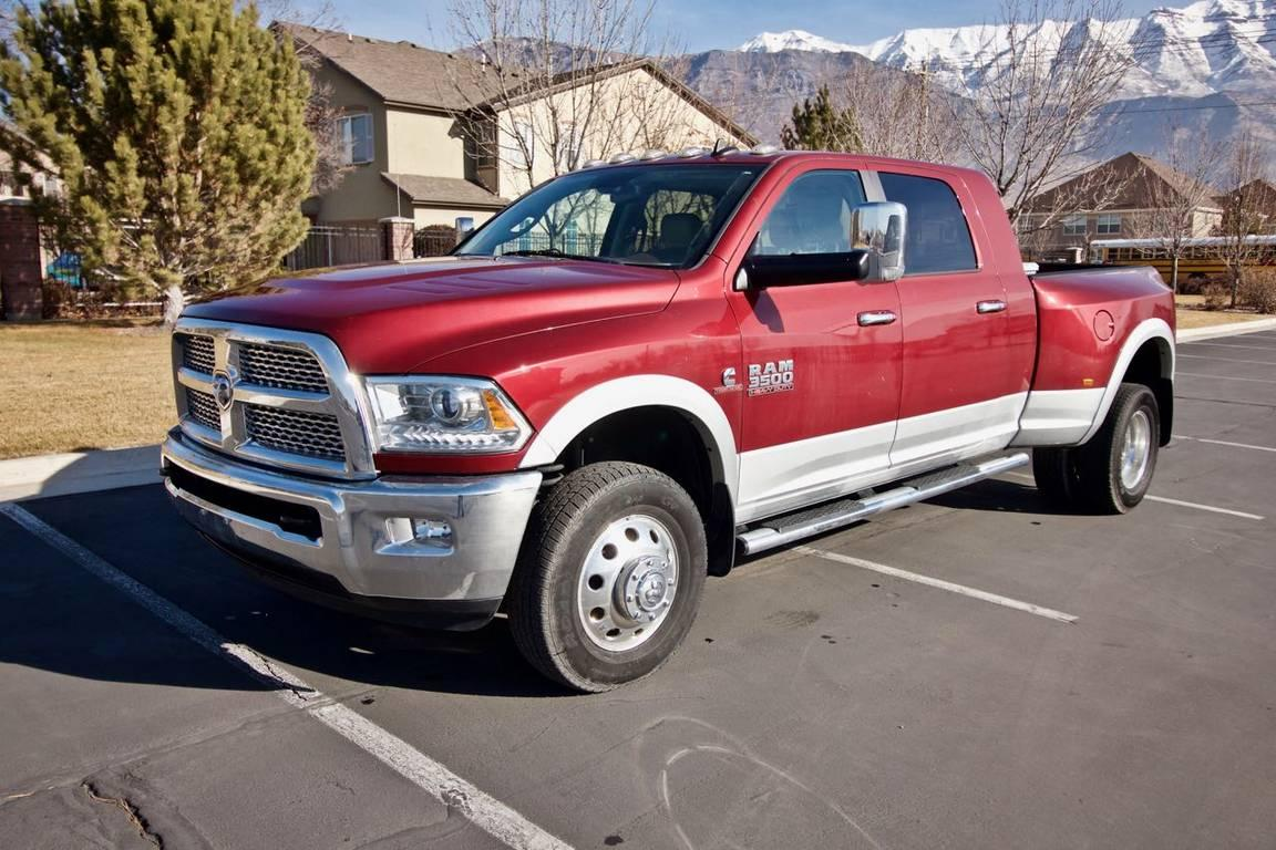 Photo of 2015 Dodge Ram 3500 Laramie